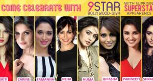 Bollywood Divas in Surat Navratri 2014