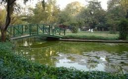 The scenic Dutch Garden