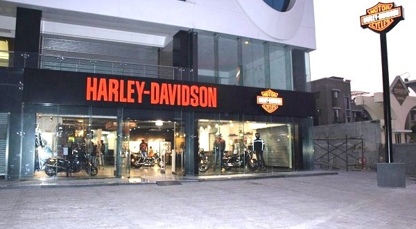 Harley-Davidson-Surat-Dealership
