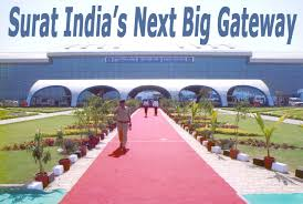 Surat airport1