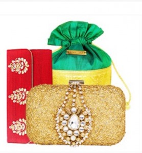 Impress your ladies with oh-wow-fancy-clutch