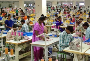 Surat the country's biggest man-made fabric (MMF) hub.