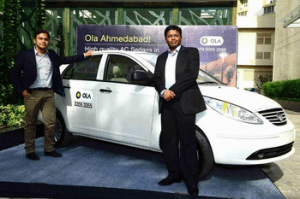 Largest Cab services, Olacabs in surat