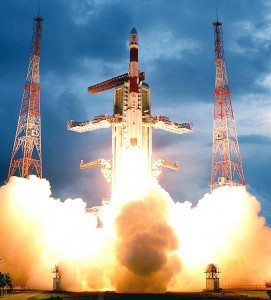The Launch of India's Mars Orbit Mission