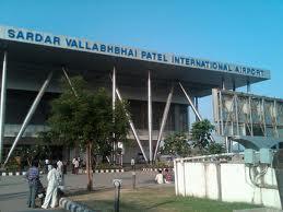 Sardar Vallabhbhai Patel International Airport.
